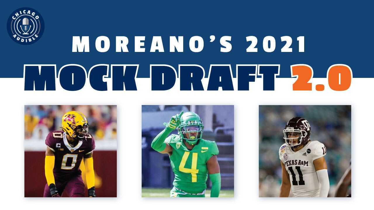 Moreano's 2021 Mock Draft 2.0