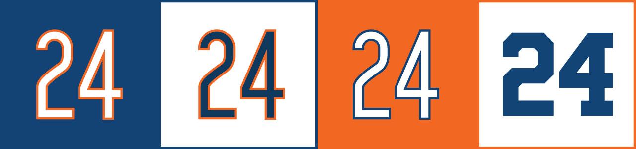 Khalil Herbert Bears Jersey Number