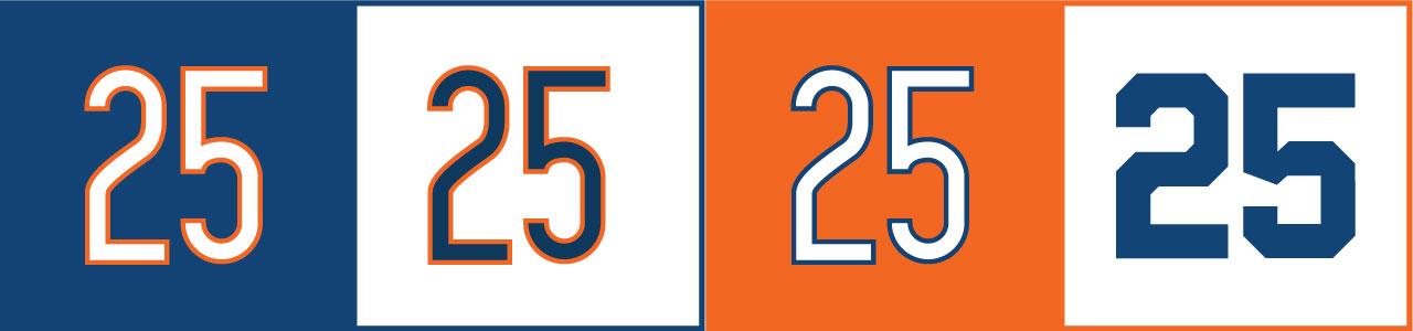 Artie Burns New Jersey Number