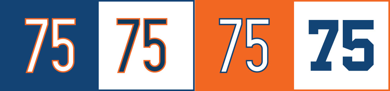 Larry Borom Bears Jersey Number