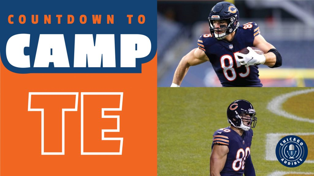 Chicago Bears Tight End Preview