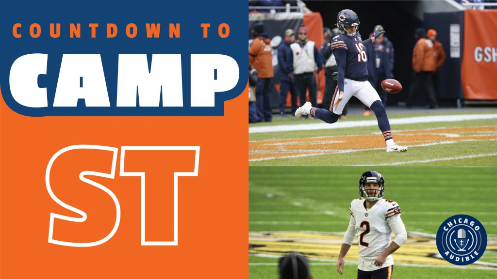 Chicago Bears Special Teams Preview 2021