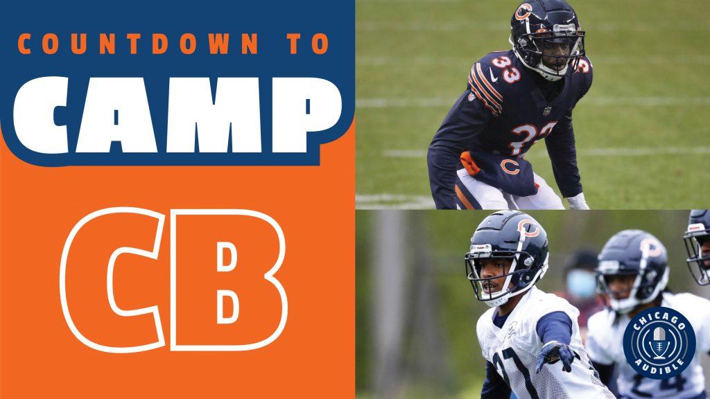 Chicago Bears Cornerback Preview