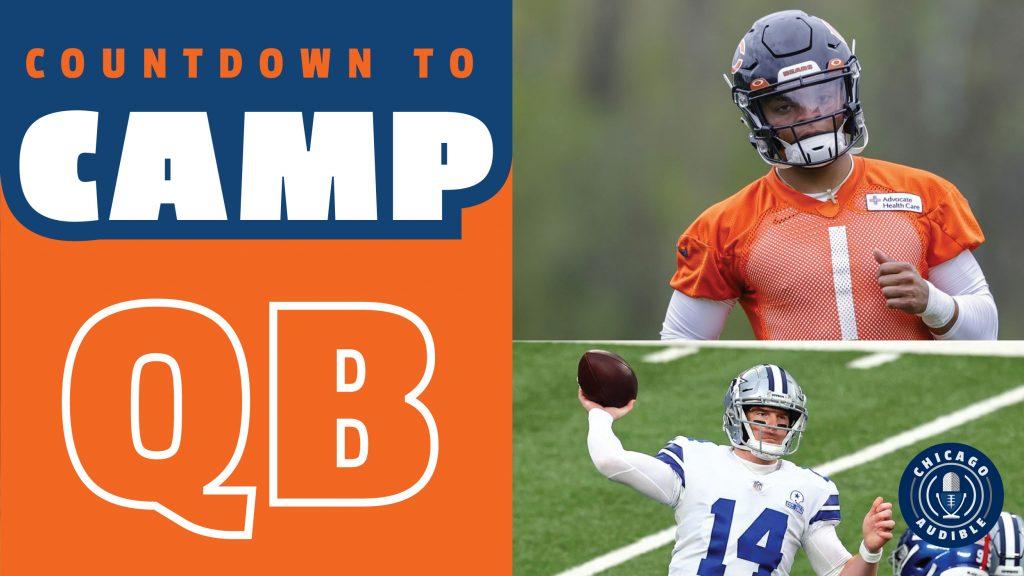 Chicago Bears Quarterback Preview 2021