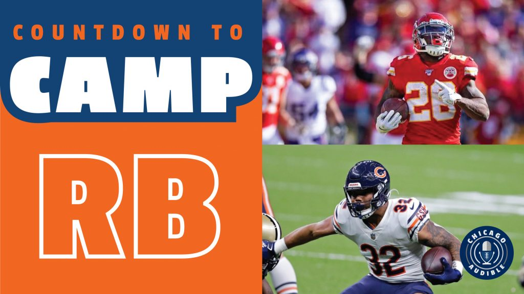 Chicago Bears Running Back Preview