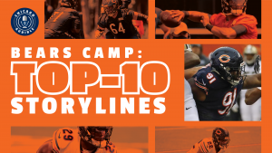 Chicago Bears Top Training Camp Storylines
