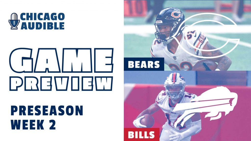 Chicago Bears - Buffalo Bills Game Preview