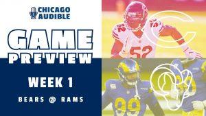 Bears Rams Game Preview Week 1