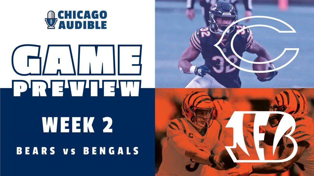 Chicago Bears - Cincinnati Bengals Game Preview