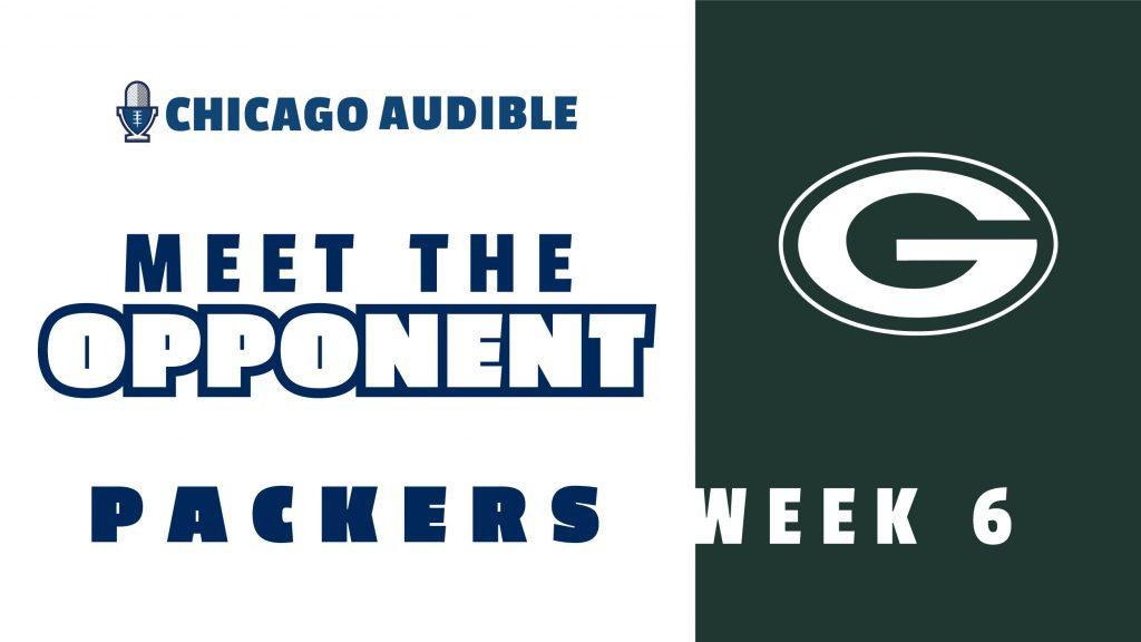 Chicago Bears Week 6 Meet the Packers