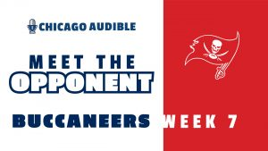 Chicago Audible Meet The Opponent - Tampa Bay Buccaneers