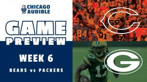 Chicago Bears Game Preview Week 6 vs Green Bay Packers